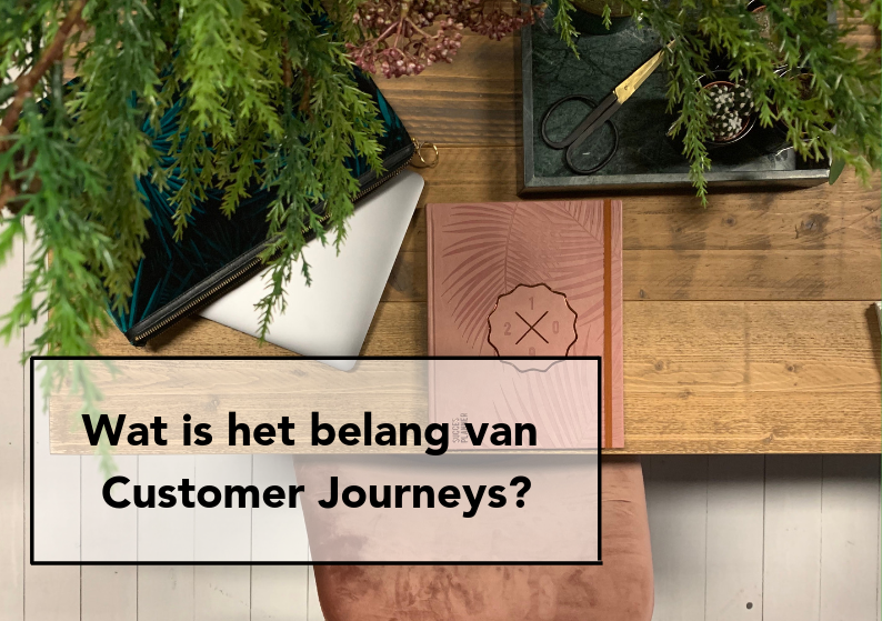 Customer Journey ontrafeld, e-volve, blogs, inspiratie