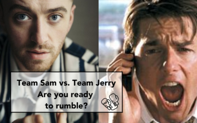 Team Sam vs. Team Jerry. Are you ready to rumble?
