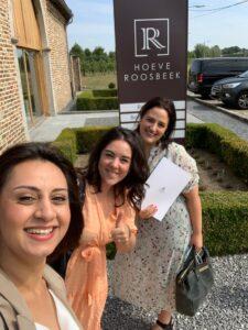 E-Volve, Business Stylists, Hoeve Roosbeek, Zepperen, Hasselt